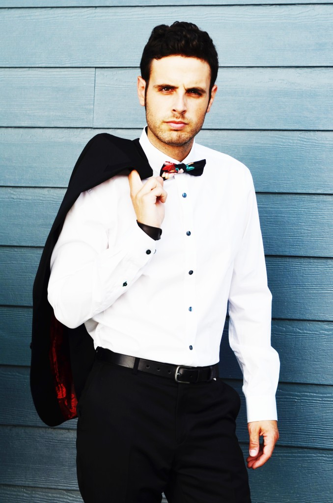 Bow tie, classy