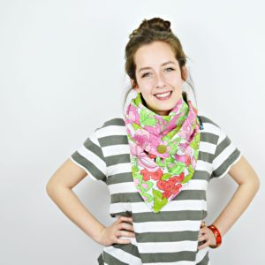 Triangle Scarves