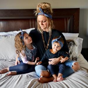 Mommy + Me Rockabilly Headbands