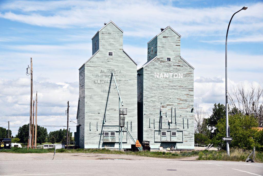 Nanton, Alberta