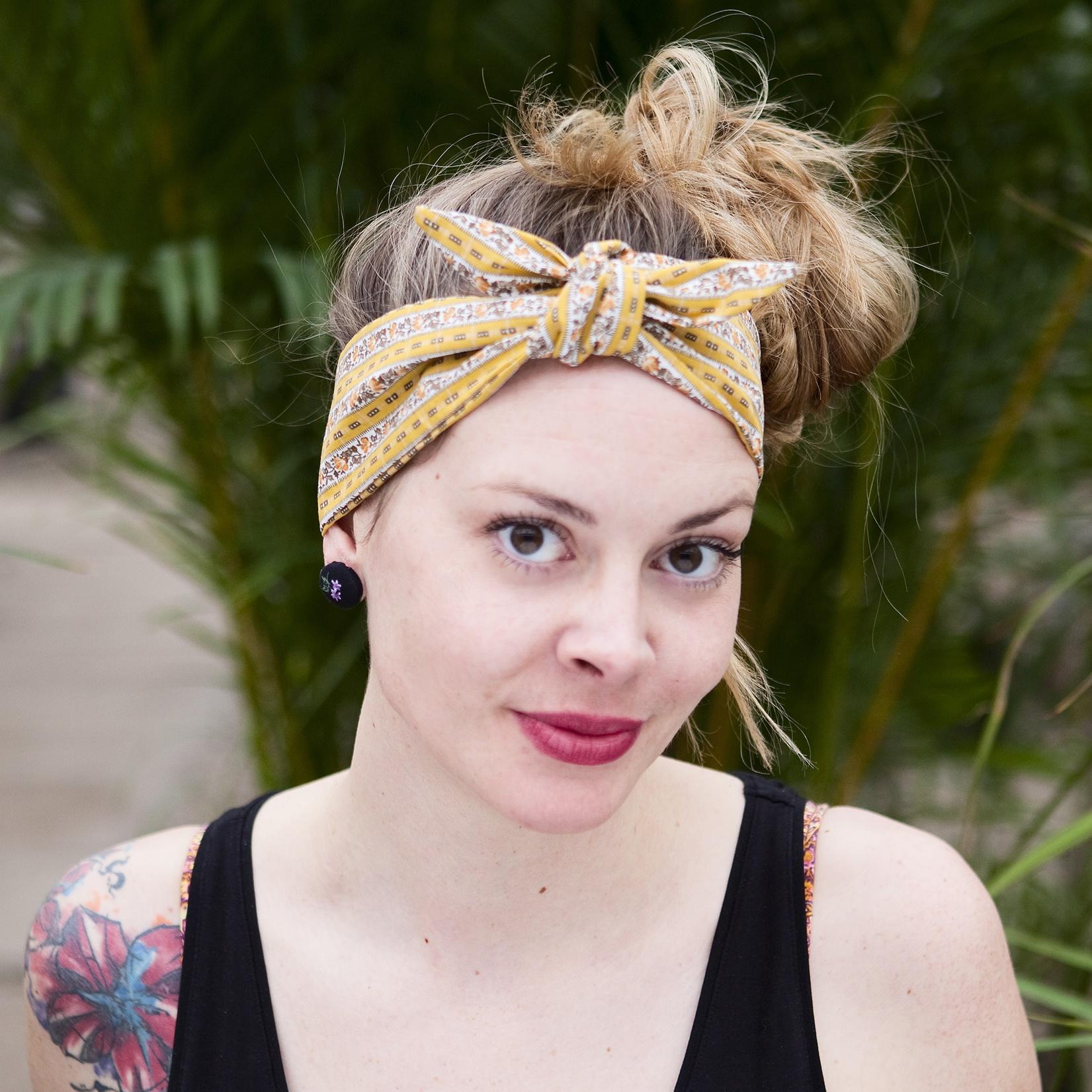 Rockabilly Headbands