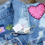 Maple And Oak - funky embroidered jean jacket 10