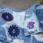 Maple And Oak - funky embroidered jean jacket 11