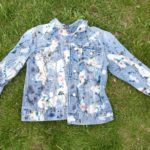 Maple And Oak - funky embroidered jean jacket 2