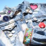 Maple And Oak - funky embroidered jean jacket 3